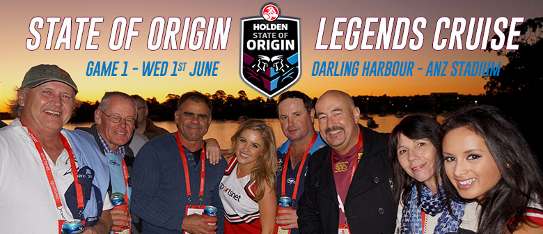 State of Origin Legends Cruise