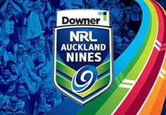 2017 Auckland Nines banner