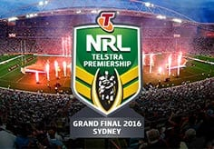 NRL Grand Final 2016 package deals by Sportsnet Holidays