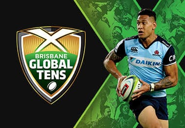Brisbane Global Tens 2017 packages by Sportsnet Holidays