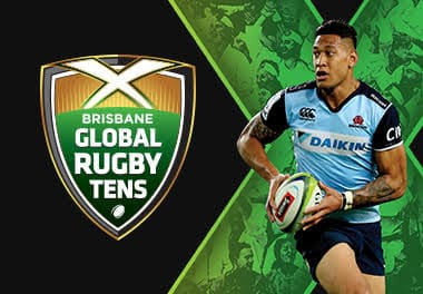 Brisbane Global Rugby Tens 2017 packages by Sportsnet Holidays