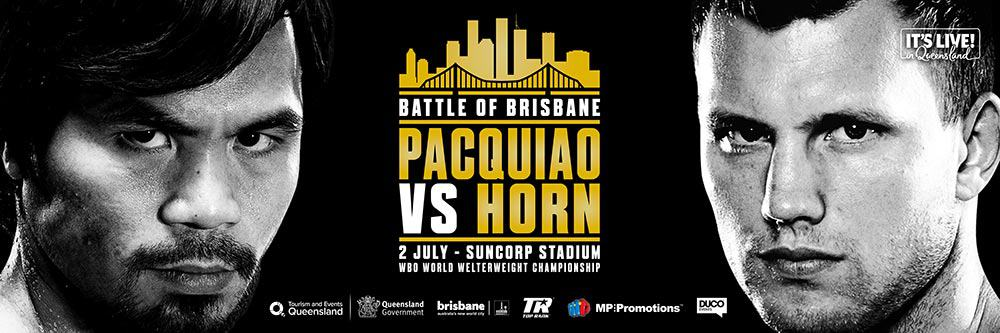 Image result for jeff horn vs manny pacquiao