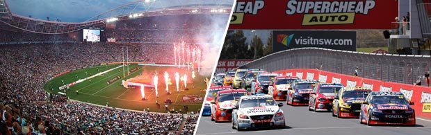 2017 NRL Grand Final and Bathurst 1000 Back to Back Package • Sportsnet Holidays
