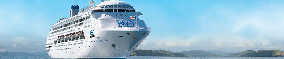 6 Night 'Pacific Explorer' P&O Cruise from Sydney