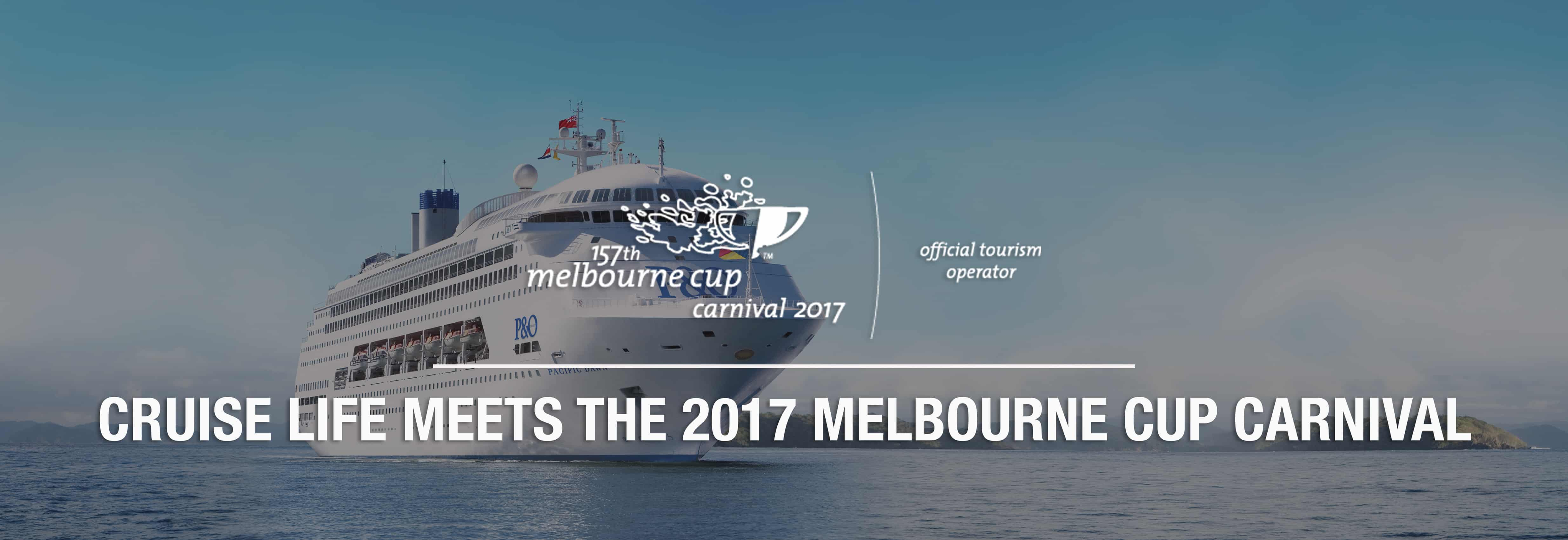 Melbourne Cup Cruises 2017