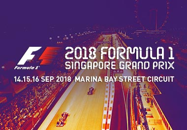 2018 Formula 1 Singapore Grand Prix packages by Sportsnet Holidays
