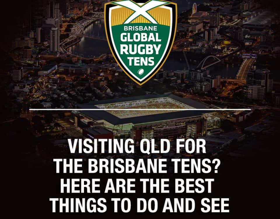 "alt=""Feature Imaged, text: visiting QLD For the Brisbane Tens? Here are the best things to do and see"""