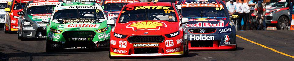 """alt=""""Supercars getting ready to race at Coates Newcastle 500 - 2018 Coates Newcastle 500 Travel Packages & Deals"""""""