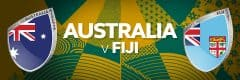 Australia vs Fiji - Rugby World Cup 2019, Japan • Sportsnet Holidays