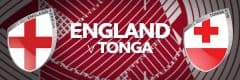 England vs Tonga - Rugby World Cup 2019, Japan • Sportsnet Holidays