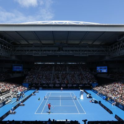 MELBOURNE, AUSTRALIA - JANUARY 23:  Overall during the 2016 Australian Open at Melbourne Park on January 23, 2016 in Melbourne, Australia.  (Photo by Daniel Pockett/Getty Images for Tennis Australia)