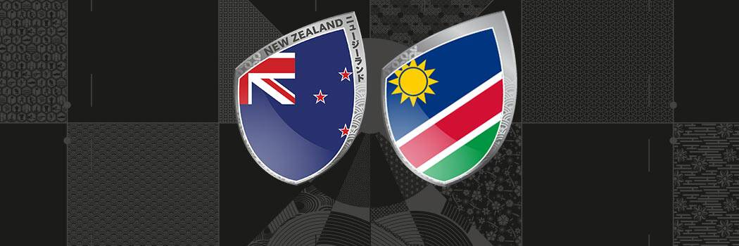 New Zealand vs Namibia - RWC 2019 • Sportsnet Holidays