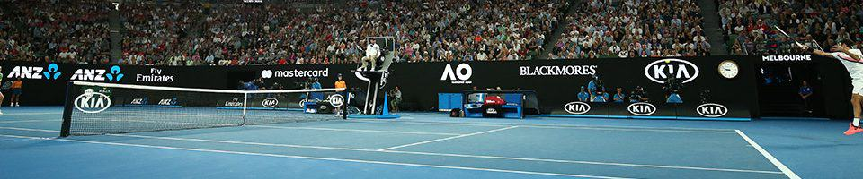 Famous tennis players competing at Australian Open 2019 - Australian Open 2019 Travel Packages & P&O Cruises