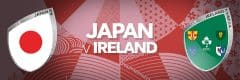 Japan vs Ireland - Rugby World Cup 2019, Japan • Sportsnet Holidays