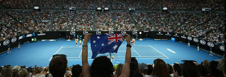 """alt="""" Famous tennis players competing at the Australian Open - Australian Open 2019 Travel Packages:"""""""