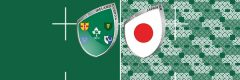 Rugby World Cup 2019 Irland vs Japan