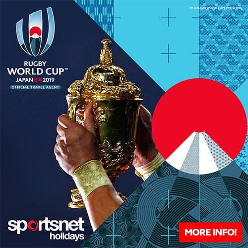 Rugby World Cup 2019, Japan - Tours & Travel Packages by Sportsnet Holidays