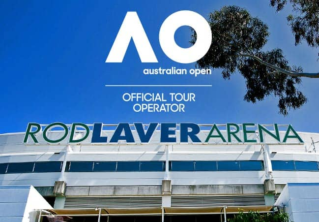 Aus Open 2020 Pick and Choose package box