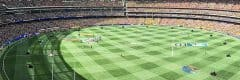 Landscape view of the MCG during ANZAC Day Clash - ANZAC Day Clash 2019 Travel Packages & Deals