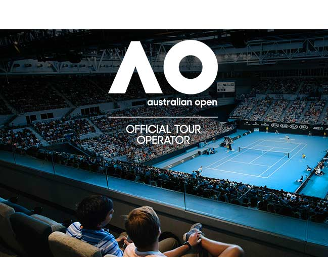 Aus Open 2020 Sportsnet Super Suite package box