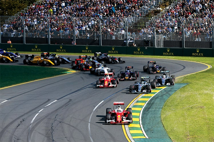 2019 Formula 1 174 Australian Grand Prix Travel Packages Amp Deals