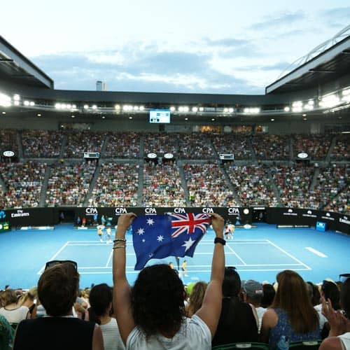 Atp Calendario 2020.Australian Open 2020 Official Travel Packages P O Cruises