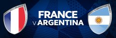 France vs Argentina - RWC 2019 Japan • Sportsnet Holidays