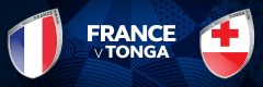 France vs Tonga - RWC 2010 Japan • Sportsnet Holidays