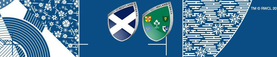 Rugby World Cup 2019 Scotland vs Irland