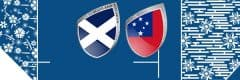 Rugby World Cup 2019 Scotland vs Samoa