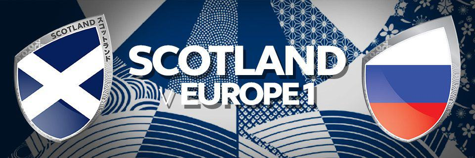 Scotland v Europe 1 - RWC 2019 Japan • Sportsnet Holidays