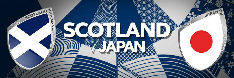 Scotland vs Japan - RWC 2019 Japan • Sportsnet Holidays