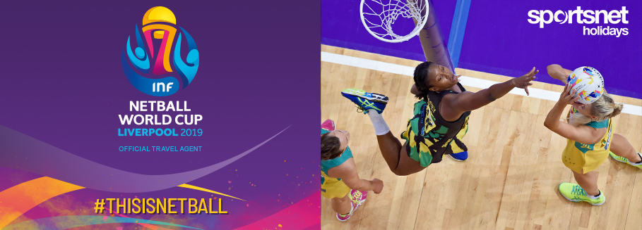 """Netball World Cup 2019 Banner Image"""