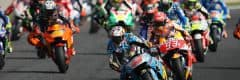 Riders racing at the Australian Motorcycle Grand Prix - Australian Motorcycle Grand Prix 2018 Travel Packages & Deals