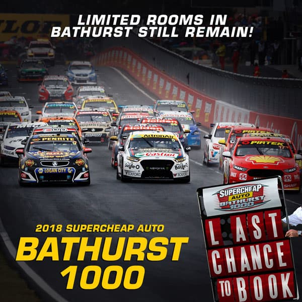 2018 Bathurst 1000 Travel Packages • Sportsnet Holidays