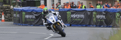 """alt=""""Rider at the Isle of Man TT - Isle of Man TT 2019 Travel Packages"""""""