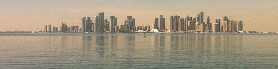 Landscape view of Qatar - FIFA World Cup 2022 Travel Packages