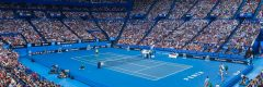 "alt=""Landscape view of Hopman Cup Courts - Hopman Cup 2019 Travel Packages & Deals"""