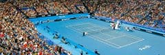 landscape view of Hopman Cup tennis court - 2019 Hopman Cup Travel Packages & Deals
