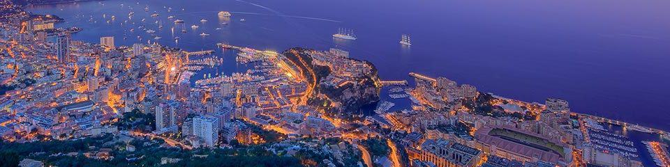"alt=""Birds eye view of Monaco City - Monaco Grand Prix 201p Travel Packages & Tours"""