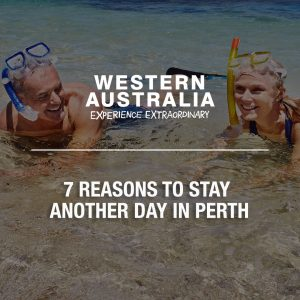 7 Reasons to Stay Another Day in WA