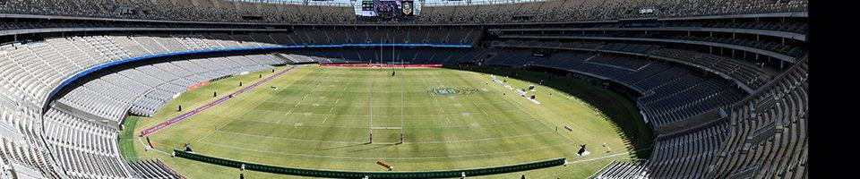 "alt=""Landscape view of Perth Stadium - 2019 State of Origin Game 2, Perth Travel Packages & Deals"""