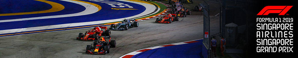 F1 Singapore Grand Prix 2019 travel packages • Sportsnet Holidays