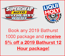Bathurst 12 Hour Offer - Mobile