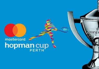 Mastercard Hopman Cup 2019 travel packages