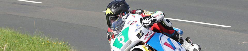 Rider at the Isle of Man Classic TT - Isle of Man Classic TT 2019 Travel Packages & Escorted Tours