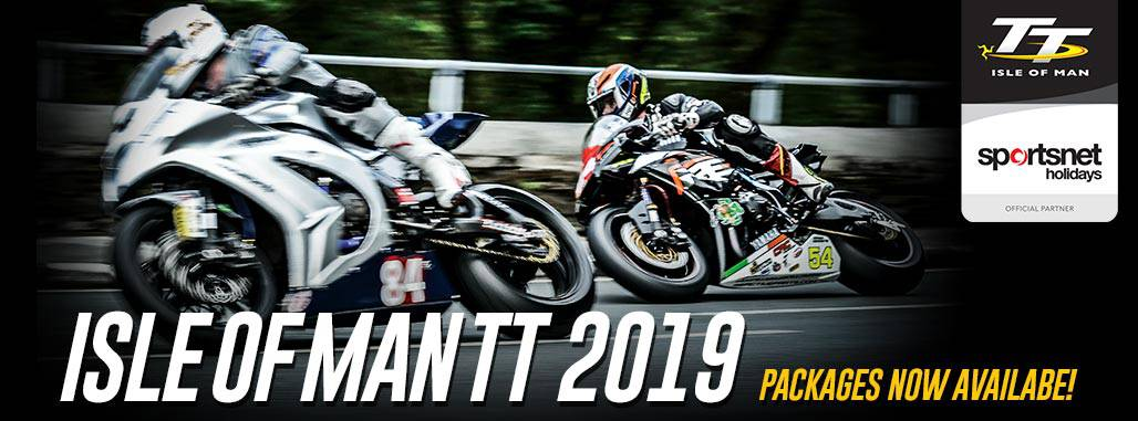 Isle of Man TT 2019 Tours and Travel Packages