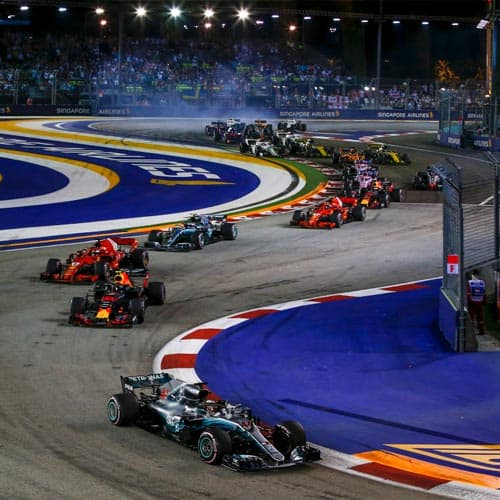 2022 Singapore Grand Prix™ - Travel Packages - Sportsnet® Holidays