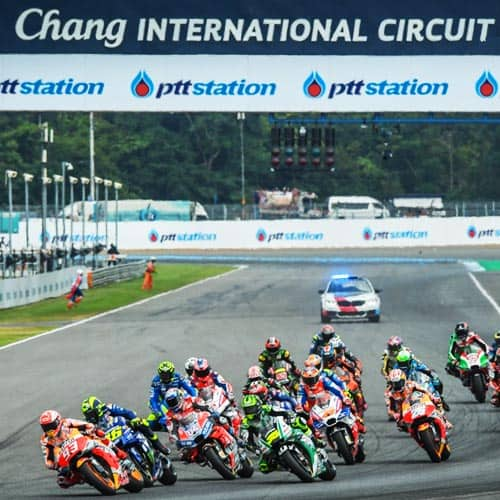 Thailand MotoGP 2019 tours and packages • Sportsnet Holidays