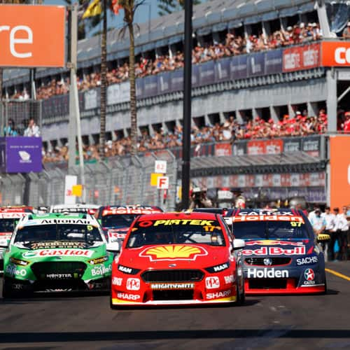 2019 V8 Coates Hire Newcastle 500 - Travel Packages